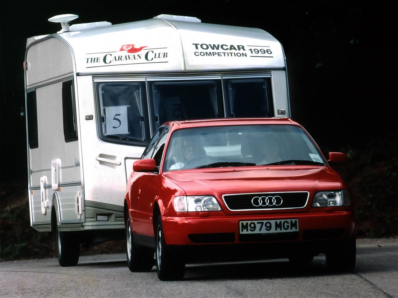 ... AUDI A6 (C4) (1994 - 1997) ...