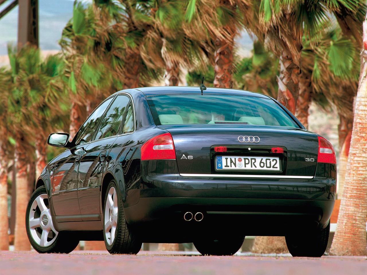 Audi A6 Specs 2001 2002 2003 2004 Autoevolution