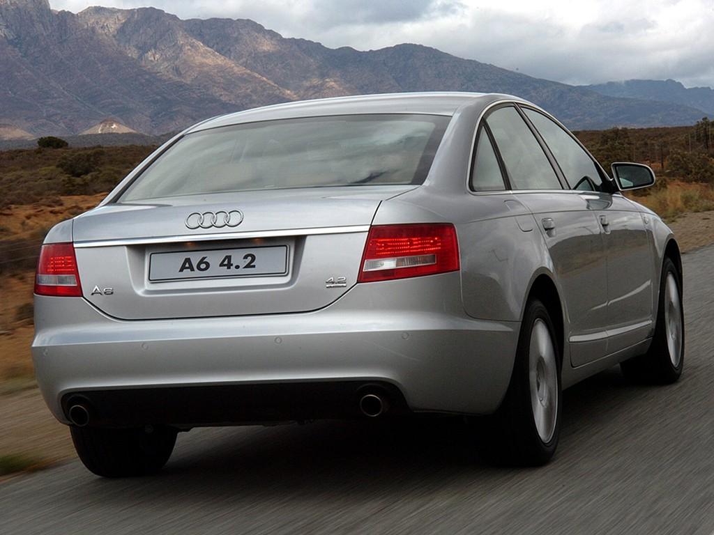 Audi A6 2005 2006 2007 2008 Autoevolution