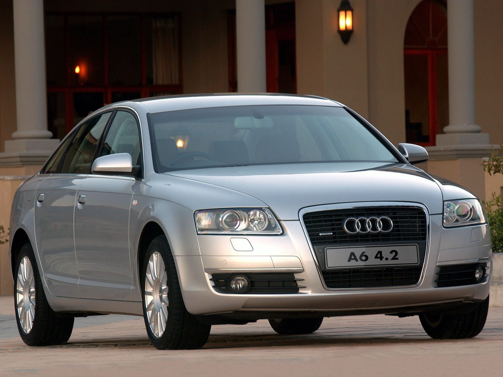 audi a6 2005 2006 2007 2008 autoevolution. Black Bedroom Furniture Sets. Home Design Ideas