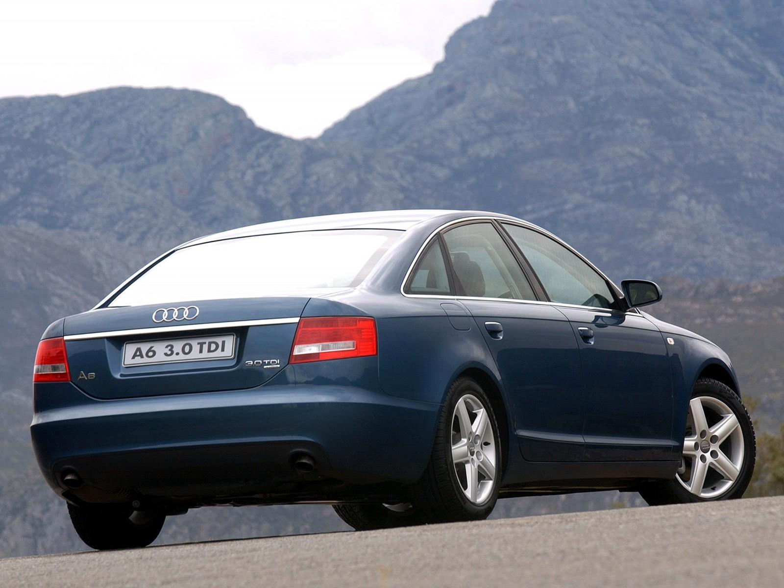 Audi A6 Specs 2005 2006 2007 2008 Autoevolution