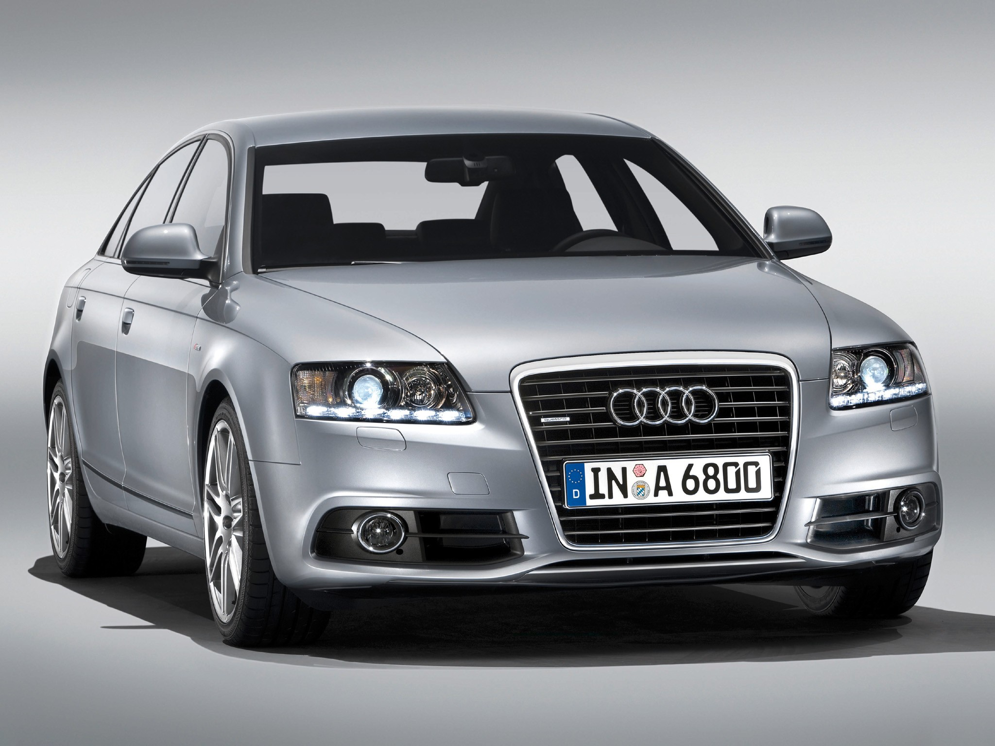 AUDI A6 specs & photos - 2008, 2009, 2010, 2011 - autoevolution