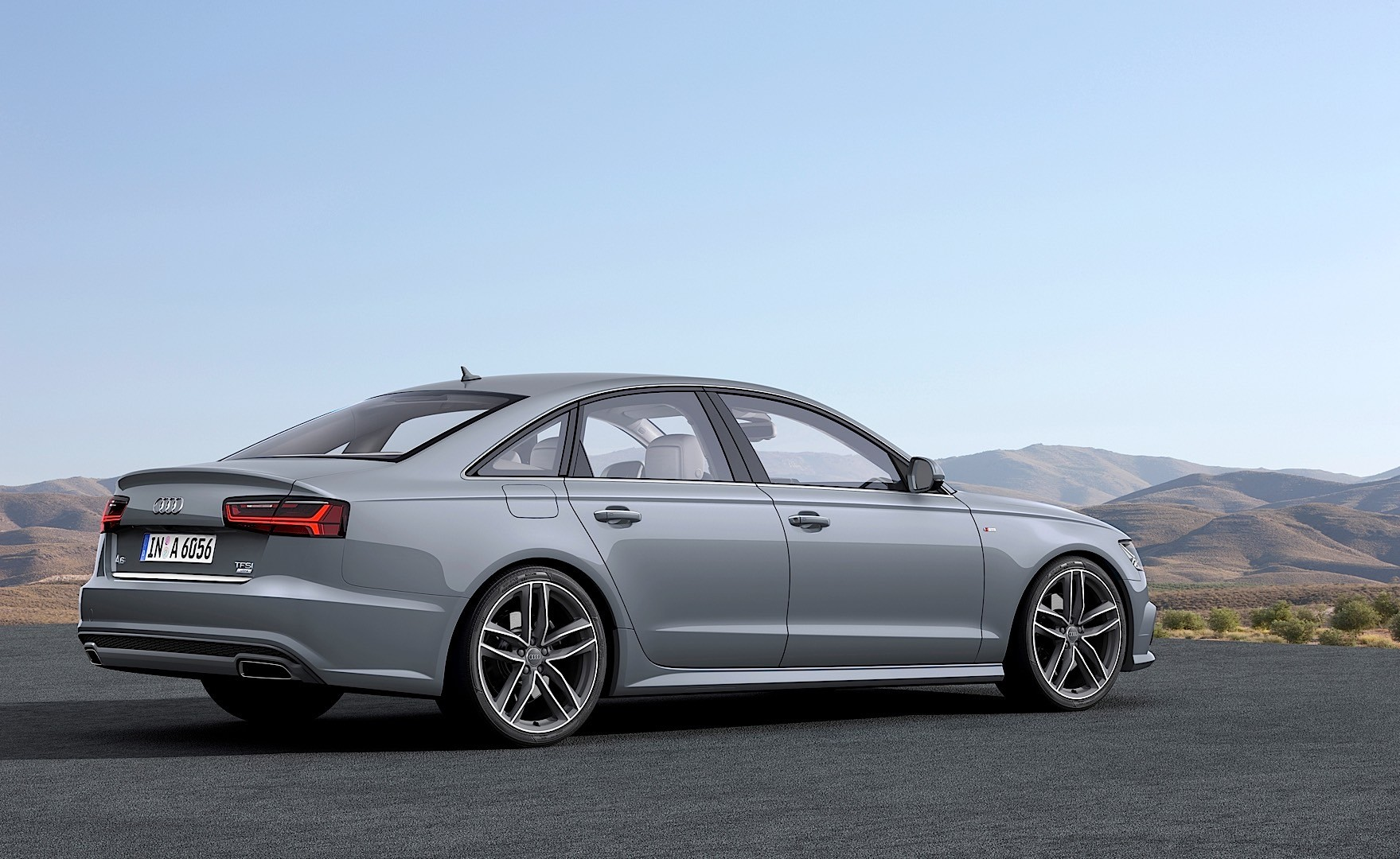 Audi A6 2014 2015 2016 Autoevolution