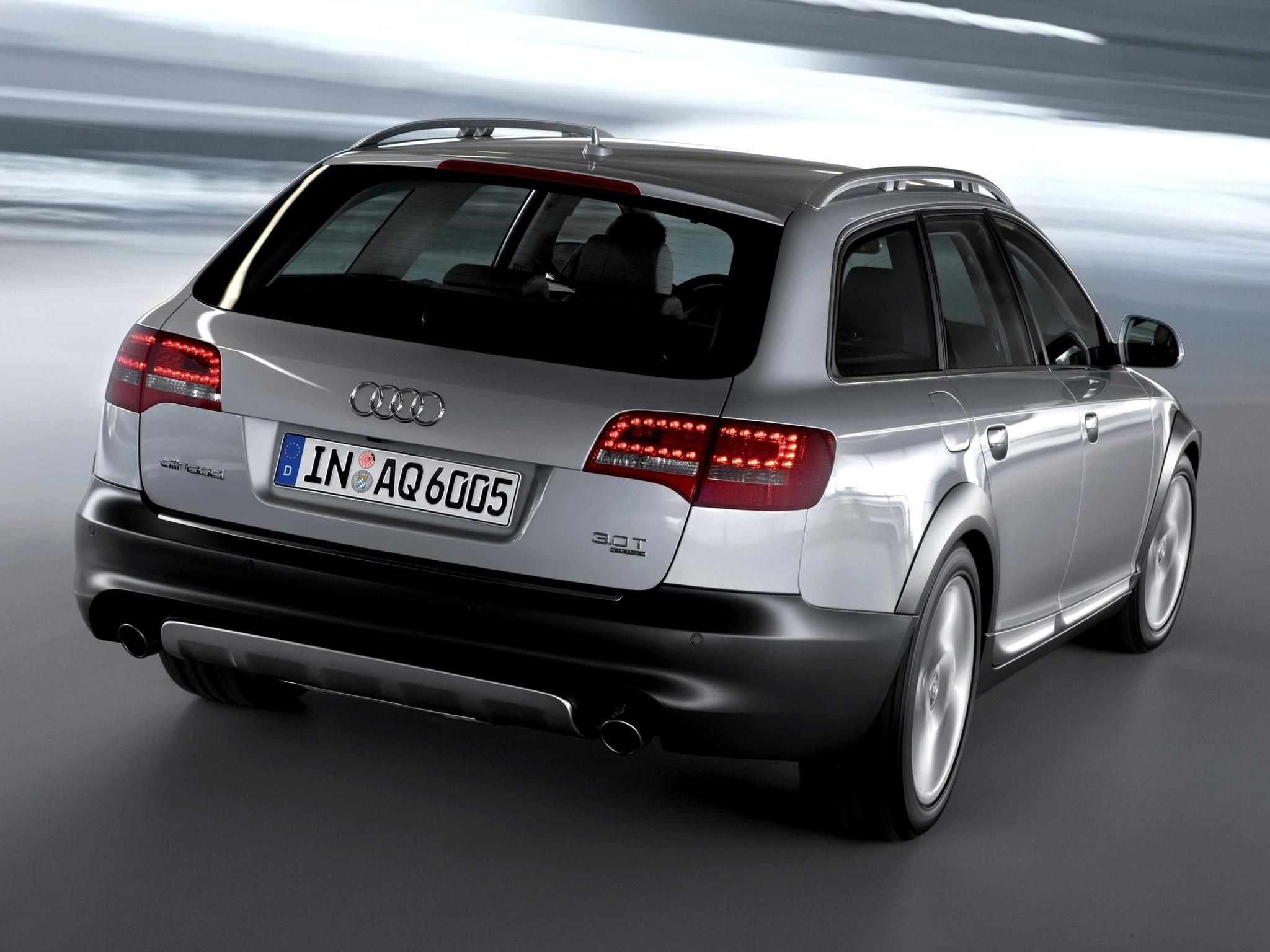 Audi A6 Allroad Specs Amp Photos 2006 2007 2008 2009