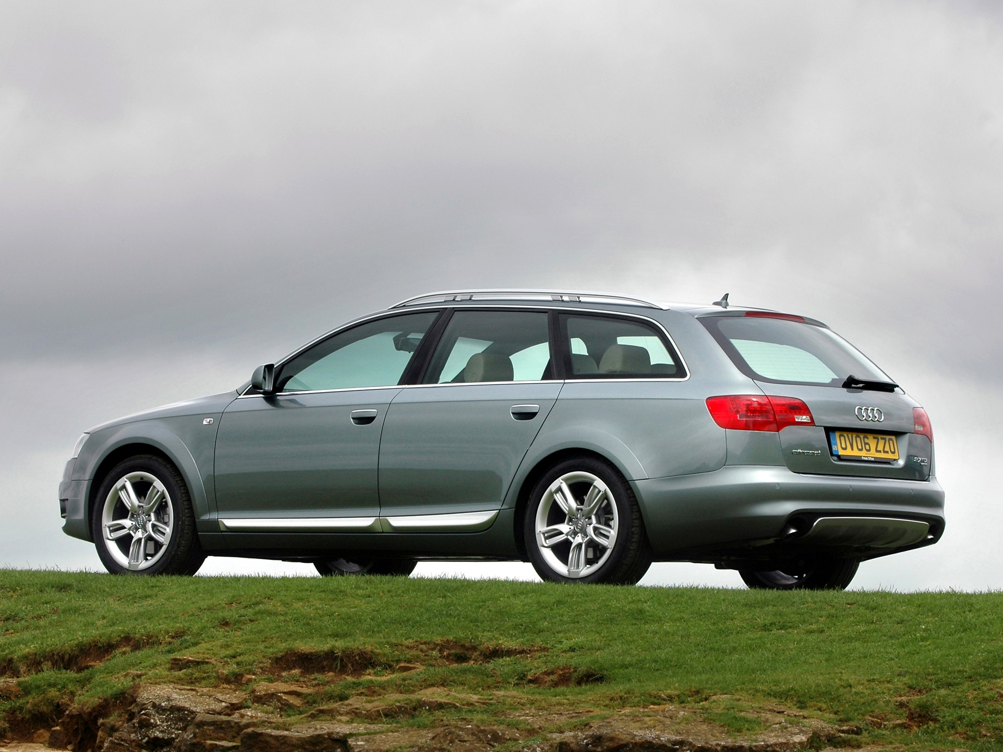 Audi Rs7 2011 >> AUDI A6 Allroad specs & photos - 2006, 2007, 2008, 2009, 2010, 2011 - autoevolution