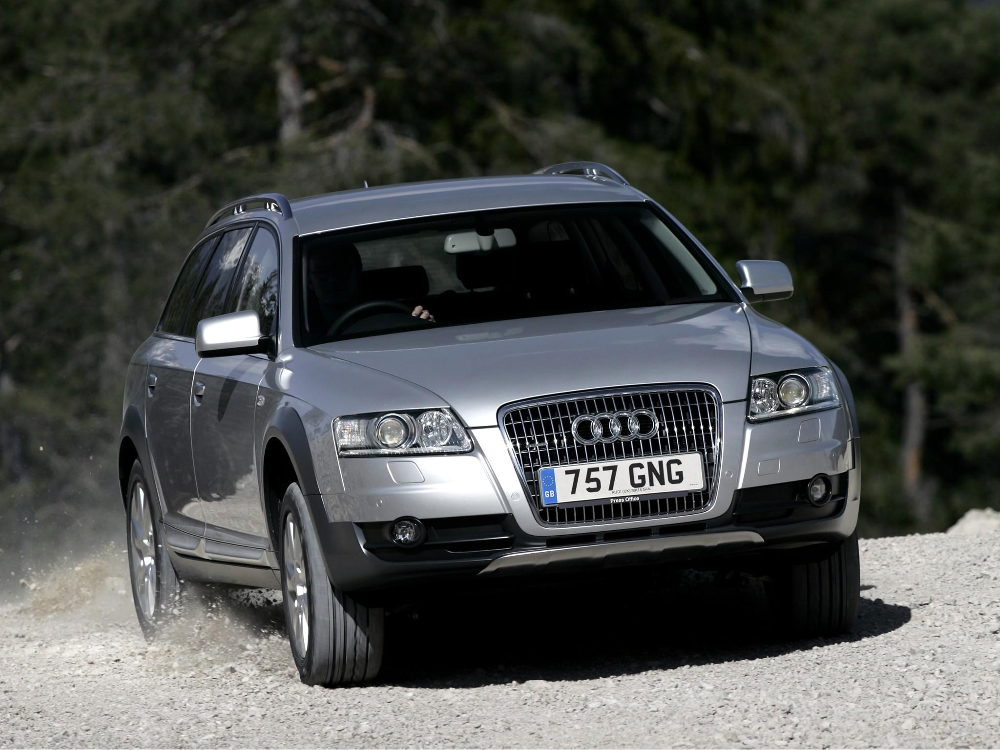 Audi A6 Allroad 2006 2017