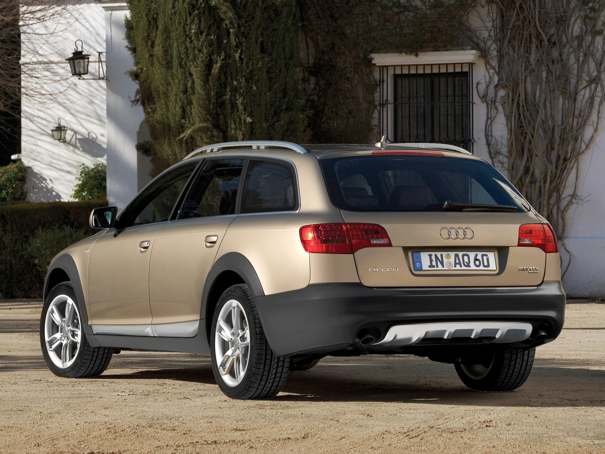 Audi A6 Allroad Specs Amp Photos 2006 2007 2008 2009 2010 2011 Autoevolution