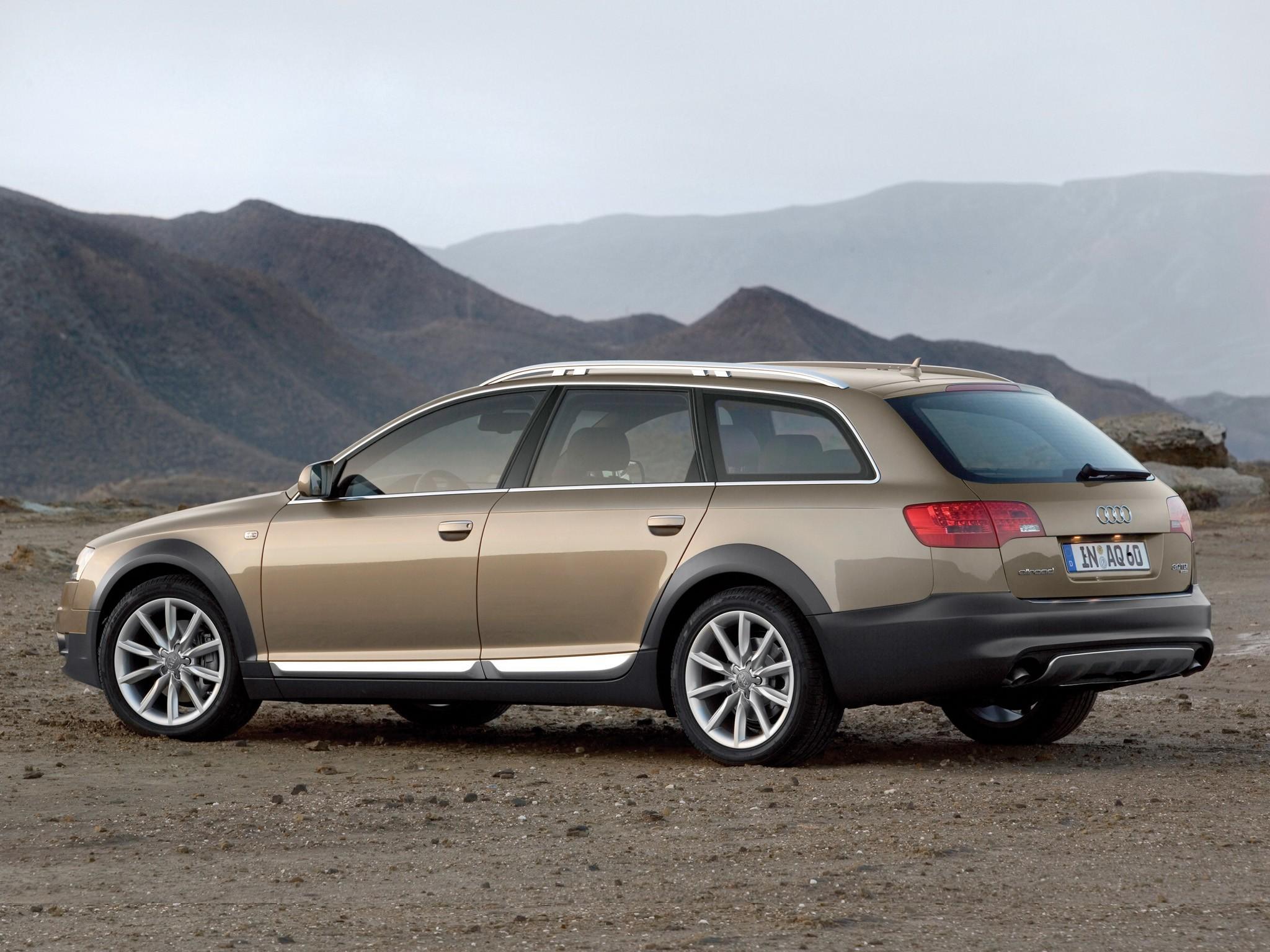 Audi A6 Allroad 2006 2007 2008 2009 2010 2011 Autoevolution