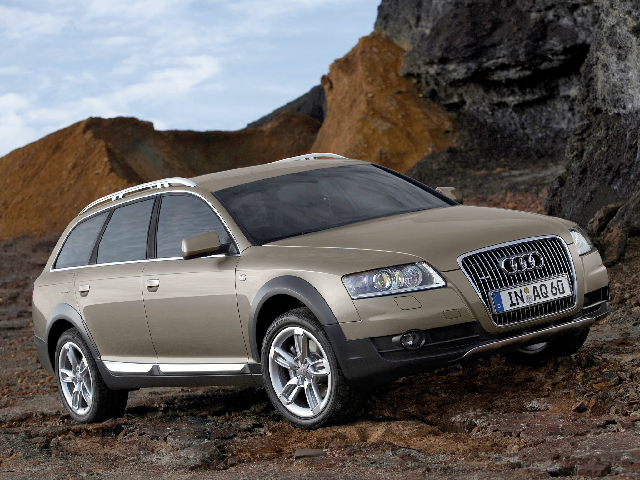 audi a6 allroad 2006 2007 2008 2009 2010 2011 autoevolution. Black Bedroom Furniture Sets. Home Design Ideas
