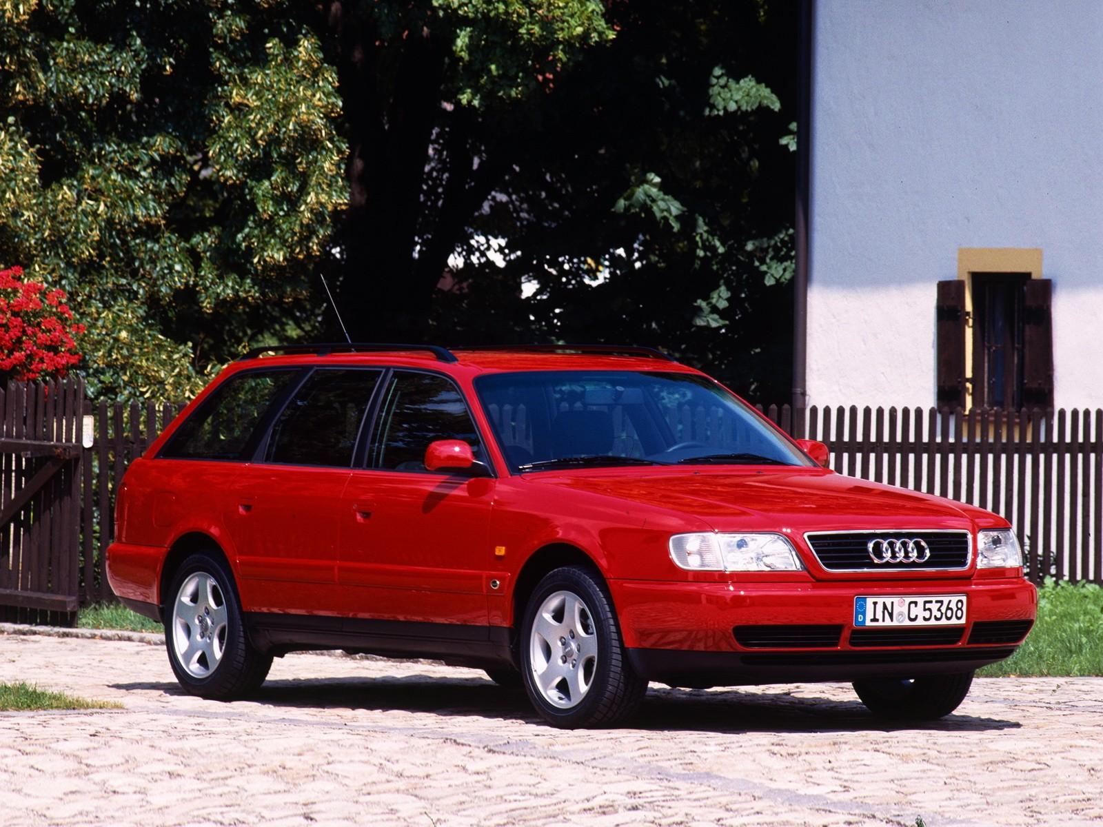 Audi A6 Avant C4 Specs Amp Photos 1994 1995 1996 1997 Autoevolution