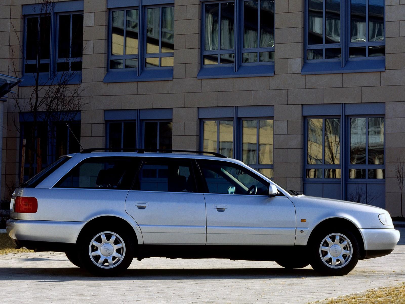 Audi A6 Avant C4 Specs Amp Photos 1994 1995 1996 1997