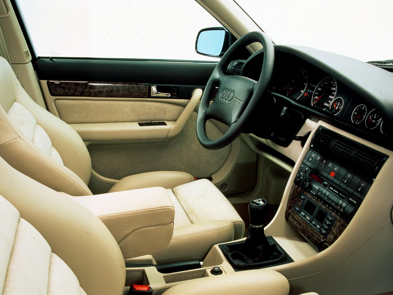 Audi A6 Avant C4 Specs 1994 1995 1996 1997