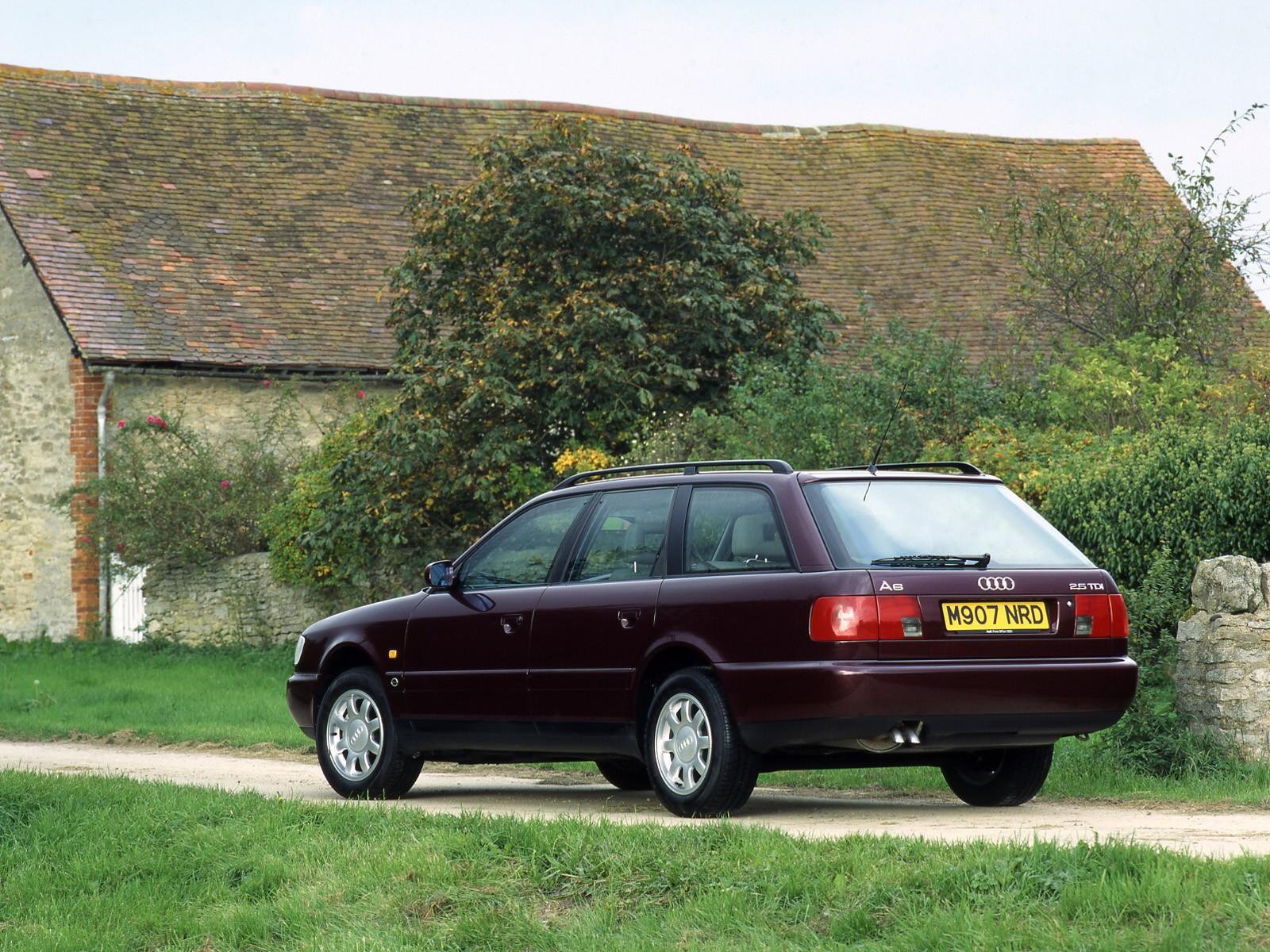 Audi A Avant C
