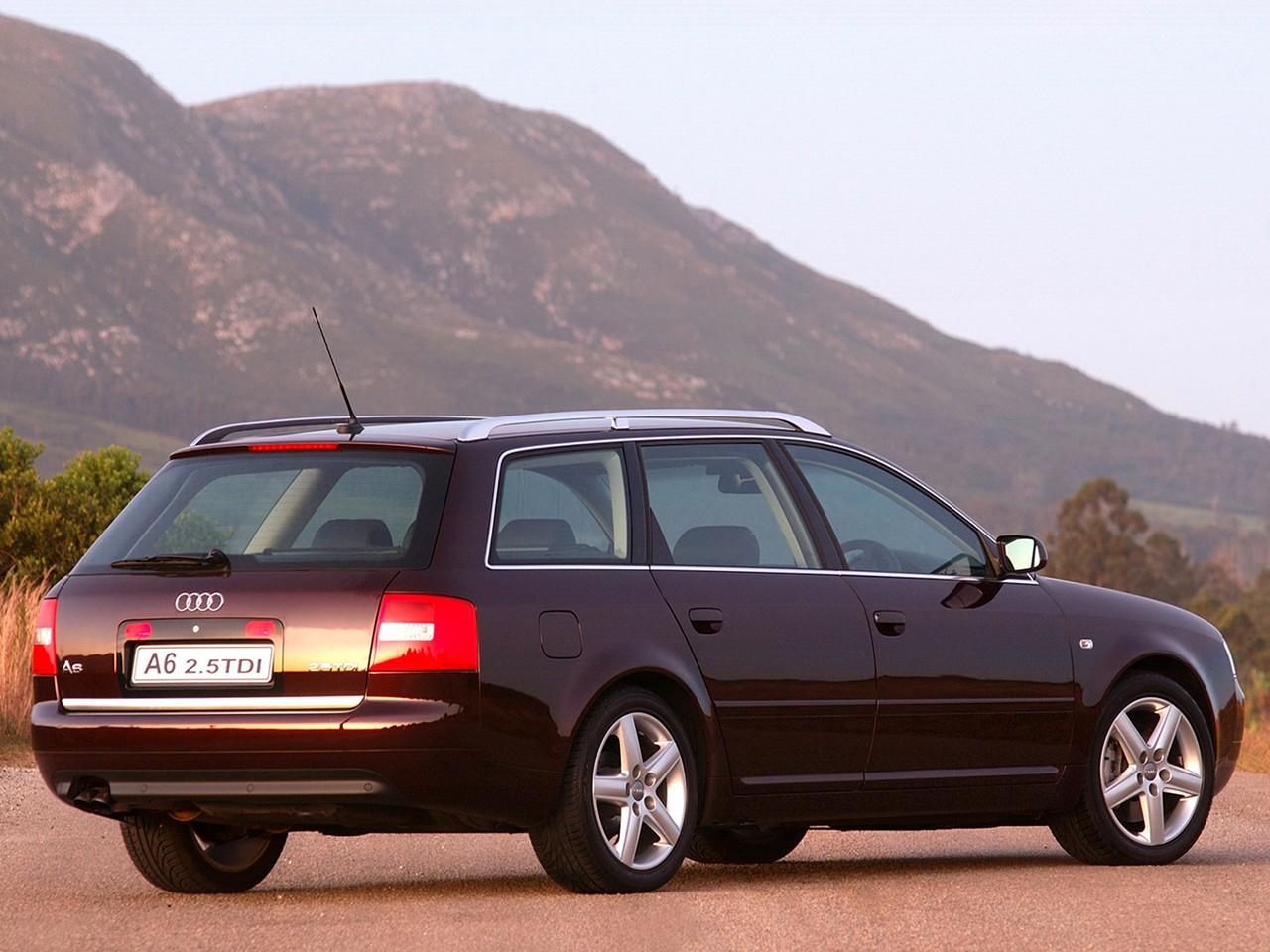 Audi A6 Avant 2001 2002 2003 2004 Autoevolution