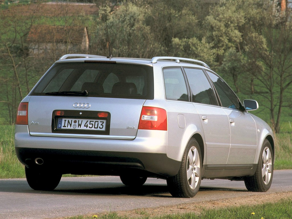 audi a6 avant specs photos 2001 2002 2003 2004. Black Bedroom Furniture Sets. Home Design Ideas