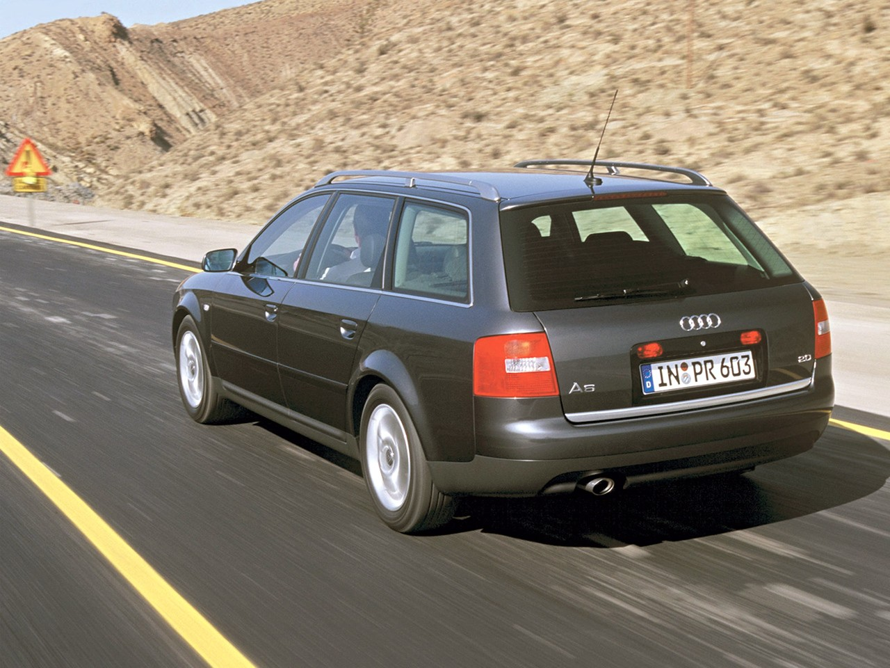 audi a6 avant 2001 2002 2003 2004 autoevolution. Black Bedroom Furniture Sets. Home Design Ideas