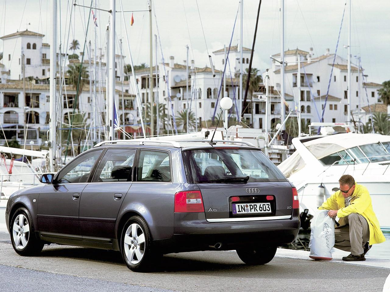 Kelebihan Audi A6 2004 Harga