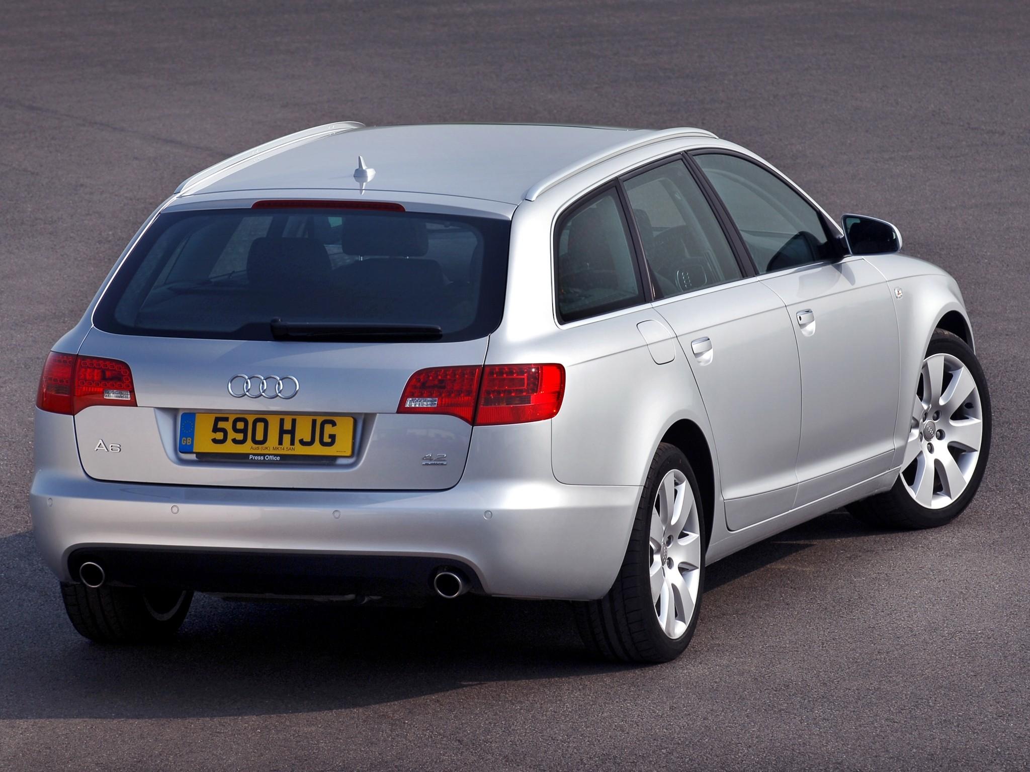 Audi A6 Avant 2005 2006 2007 2008 Autoevolution