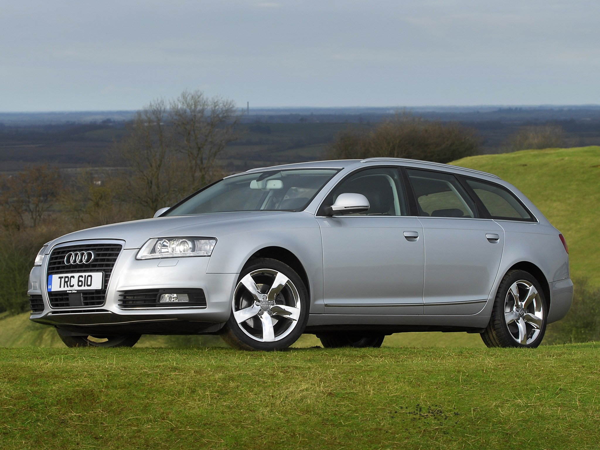 audi a6 avant 2008 2009 2010 2011 autoevolution. Black Bedroom Furniture Sets. Home Design Ideas