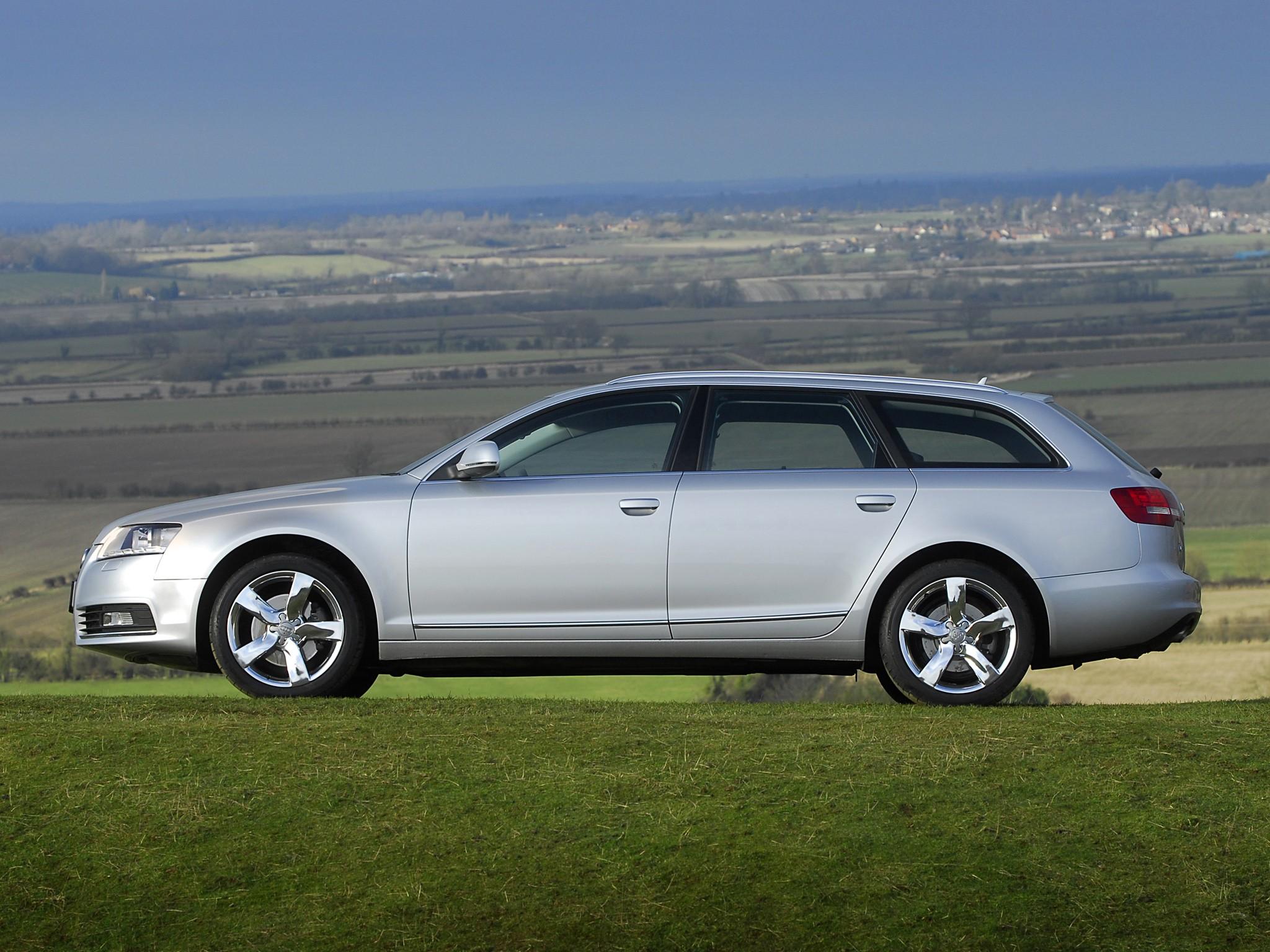 Audi A6 Avant Specs Amp Photos 2008 2009 2010 2011