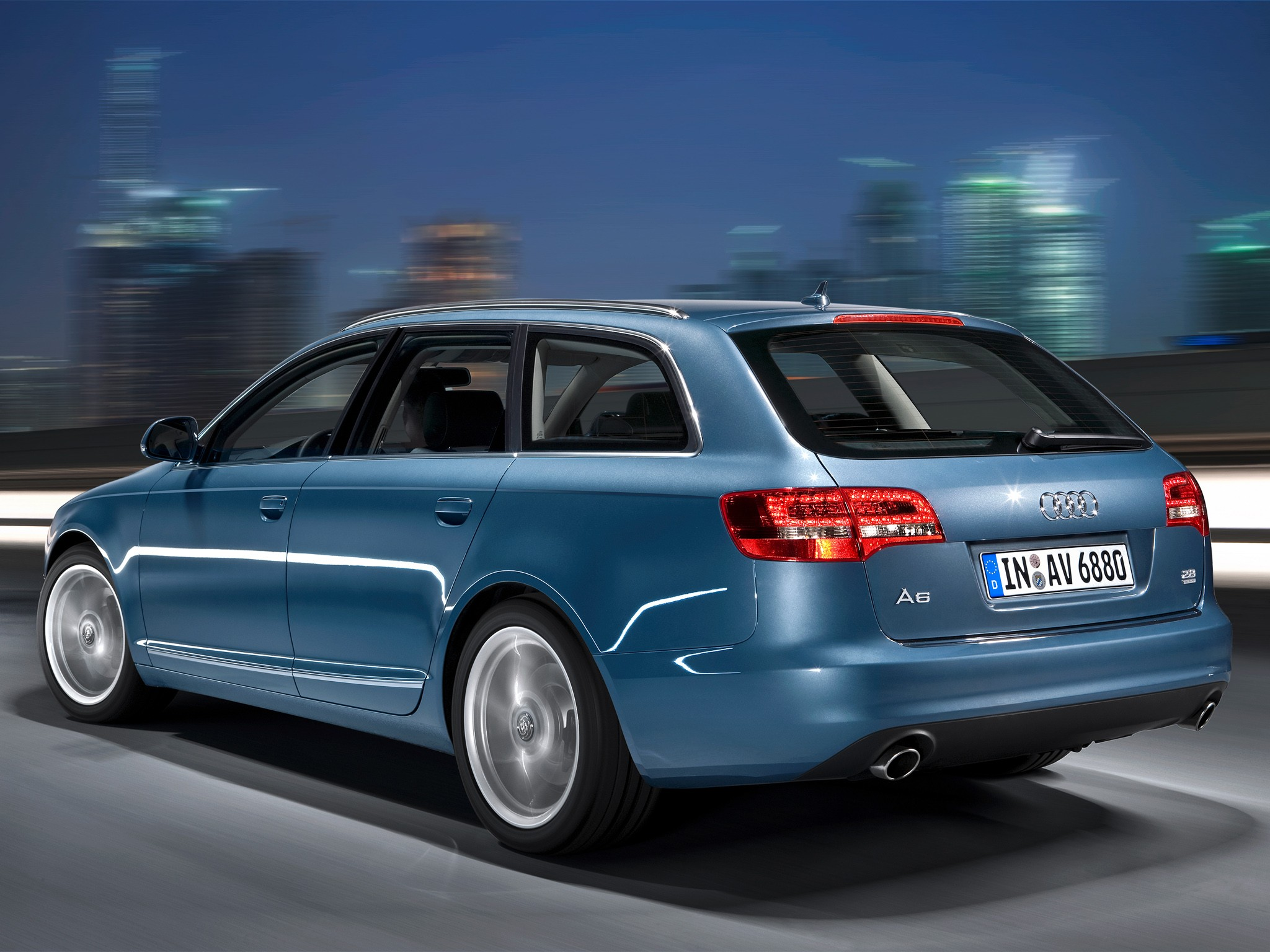 Audi A6 Avant Specs 2008 2009 2010 2011 Autoevolution