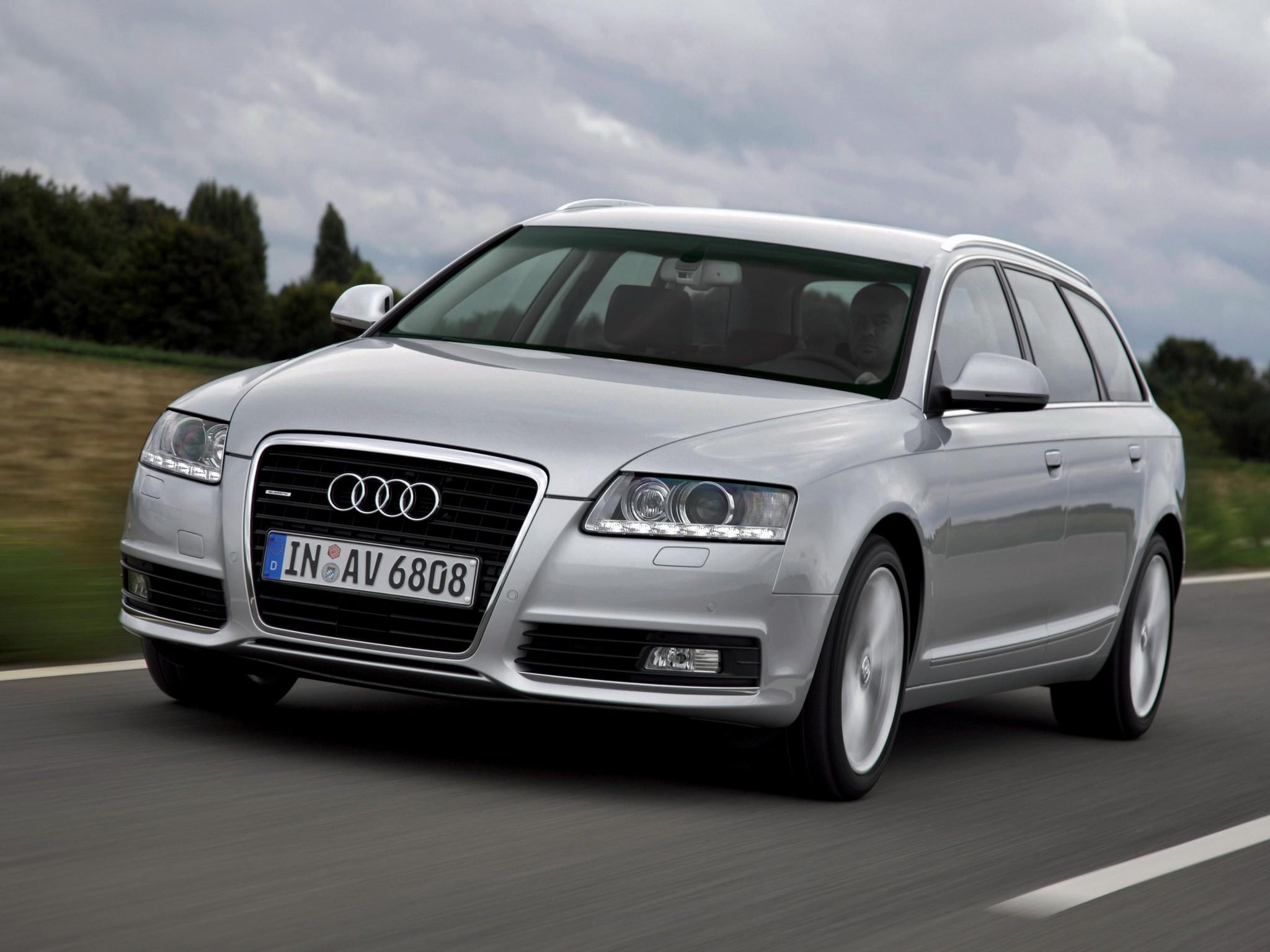 Audi a6 avant 2008 2009 2010 2011 autoevolution for Audi a6 avant interieur