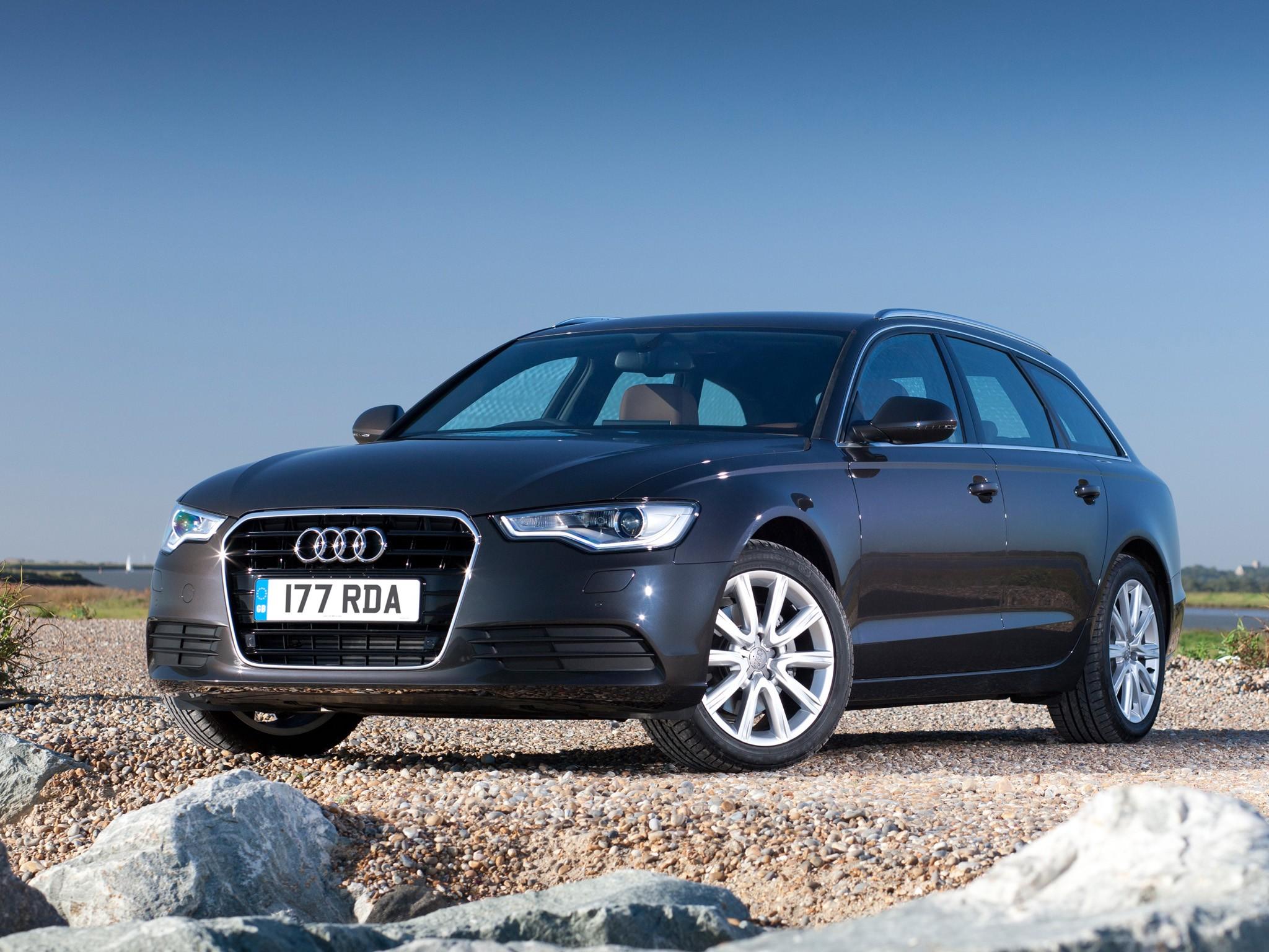 Audi a6 avant specs 2011 2012 2013 2014 autoevolution for Audi a6 avant interieur