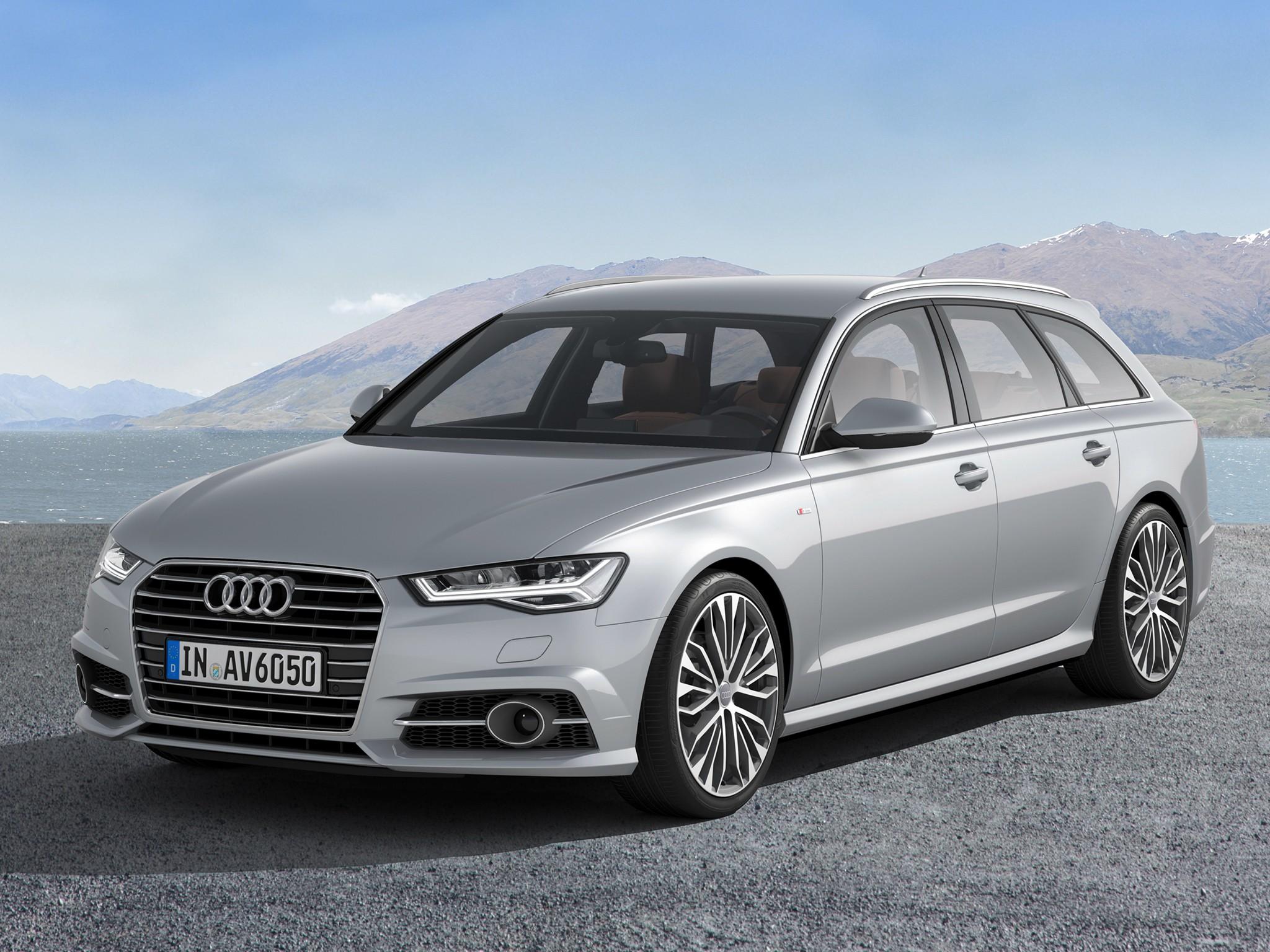 Audi A6 Avant 2017 2018