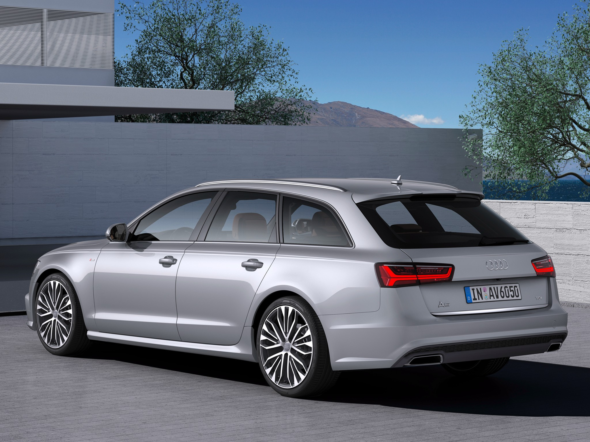 audi a6 avant specs photos 2014 2015 2016 2017. Black Bedroom Furniture Sets. Home Design Ideas