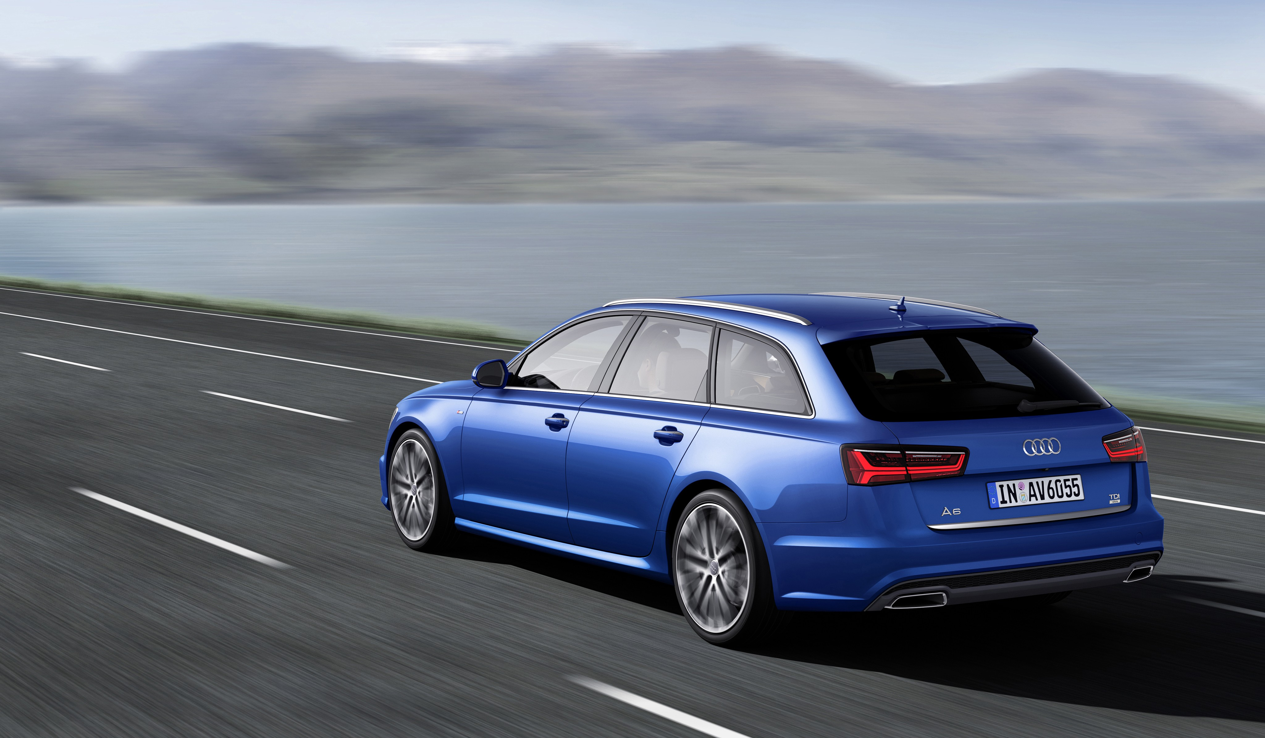 audi a6 avant 2014 2015 2016 2017 autoevolution. Black Bedroom Furniture Sets. Home Design Ideas
