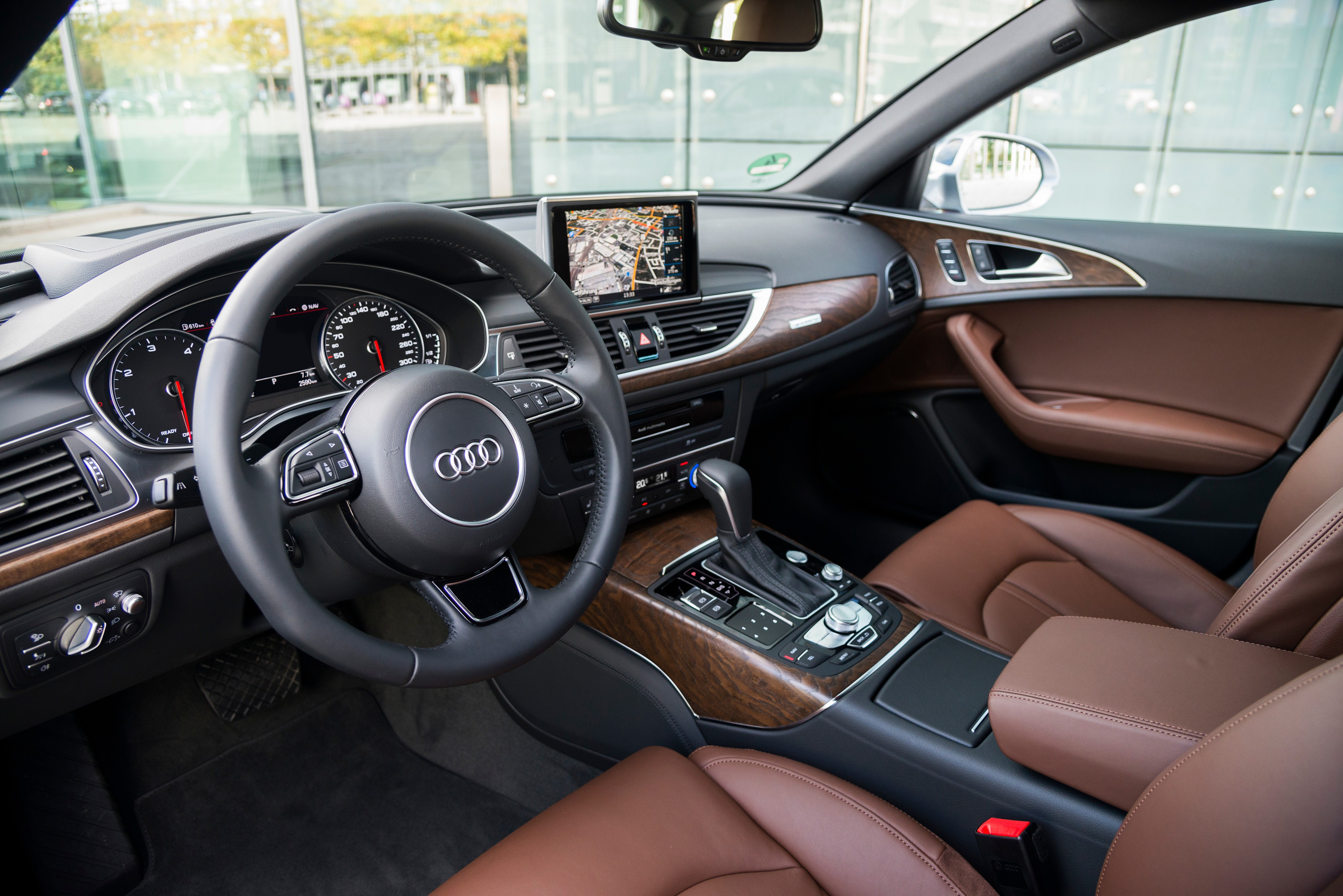 Audi a6 avant specs 2014 2015 2016 2017 2018 for Interieur 2015
