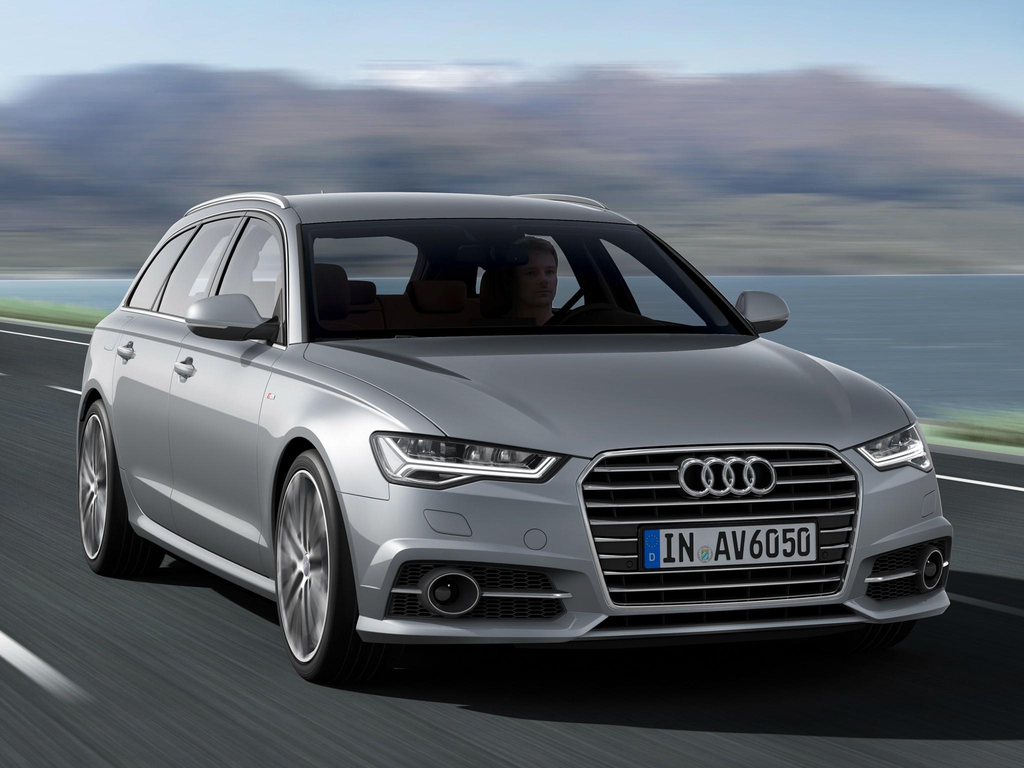Audi A6 Avant 2014 2015 2016 2017 Autoevolution