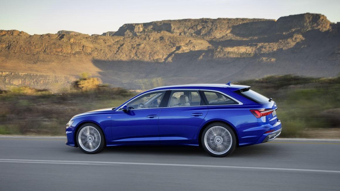 Audi A6 Avant C8 Specs Amp Photos 2018 Autoevolution
