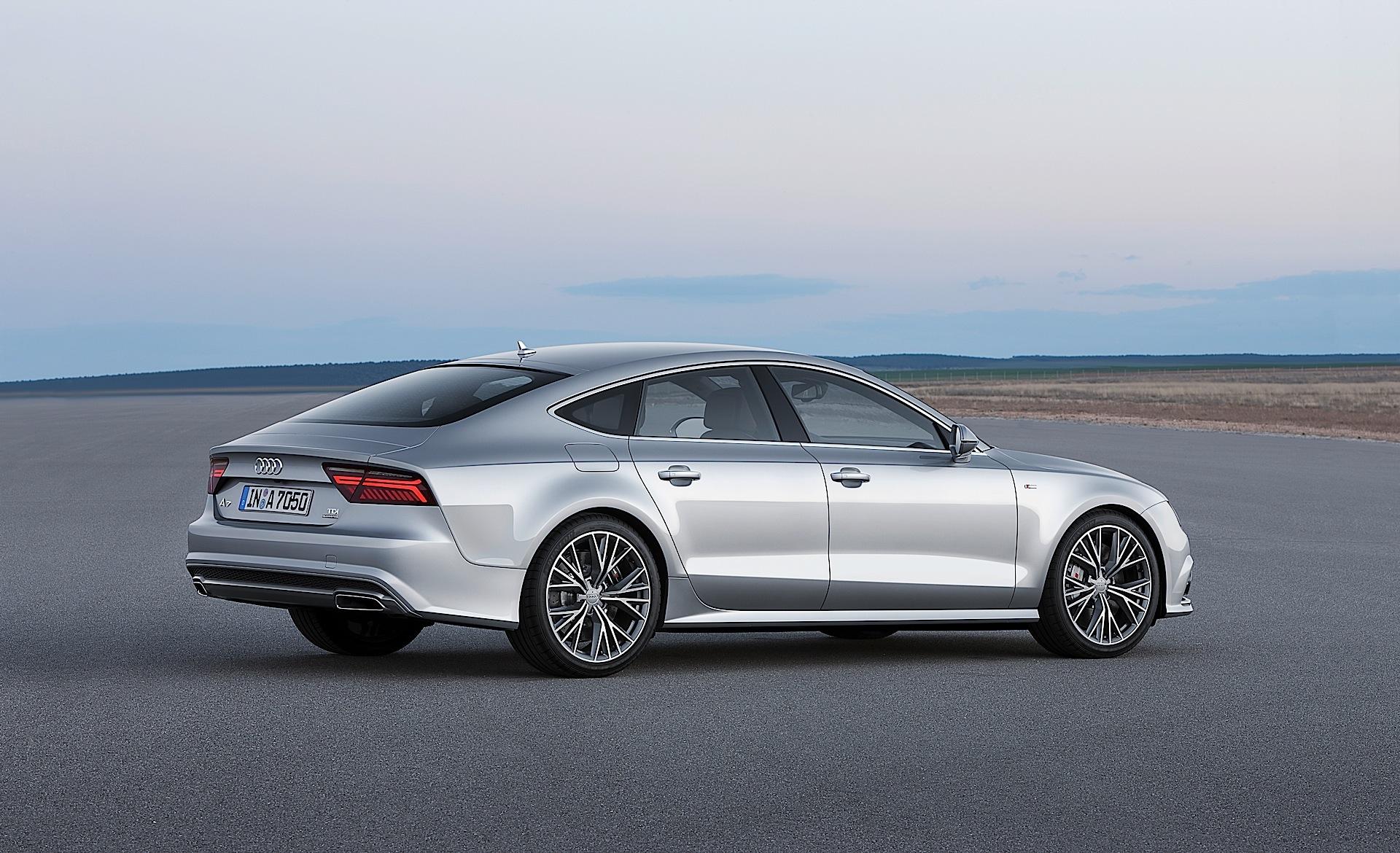 2017 Audi A7 >> AUDI A7 Sportback specs - 2014, 2015, 2016, 2017 - autoevolution