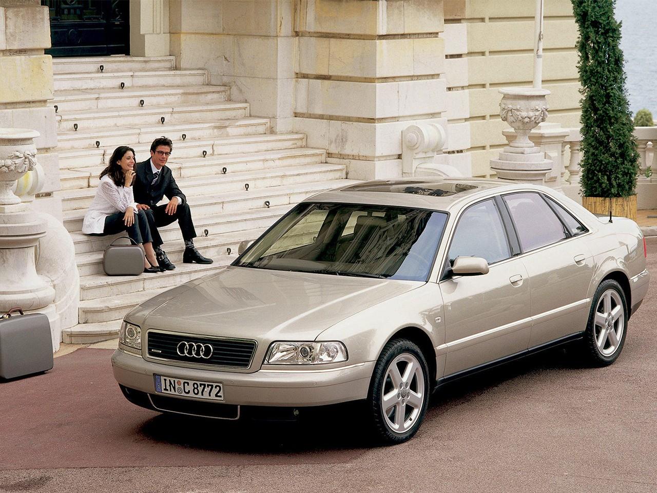 Audi A8 W12 >> AUDI A8 (D2) - 1999, 2000, 2001, 2002 - autoevolution