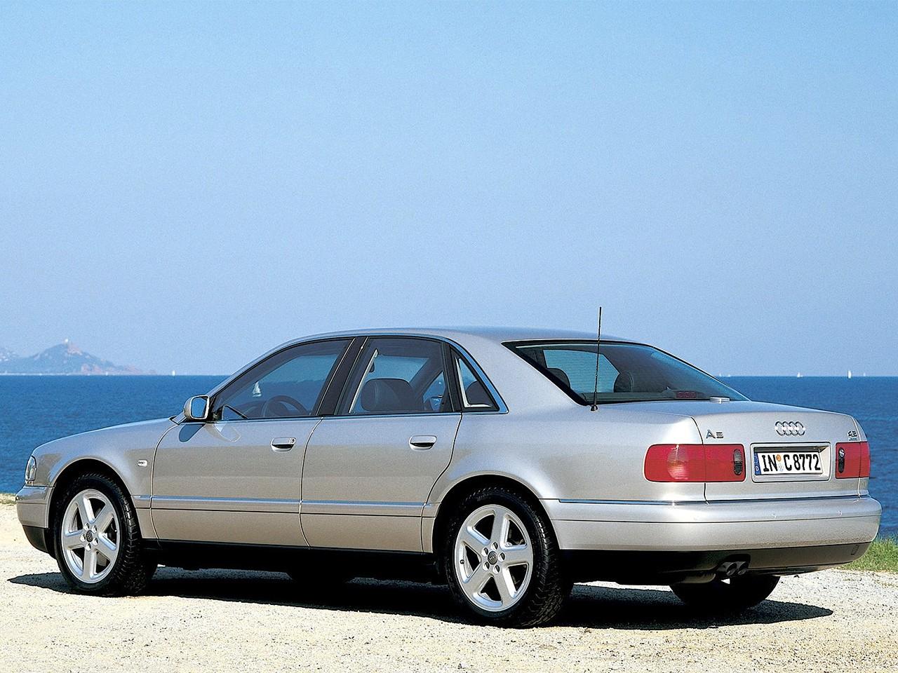 Audi A8 D2 Specs 1999 2000 2001 2002 Autoevolution