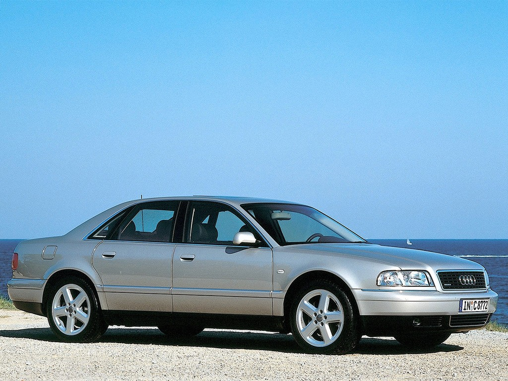 Audi A D on 1999 Volvo 2 4 Engine