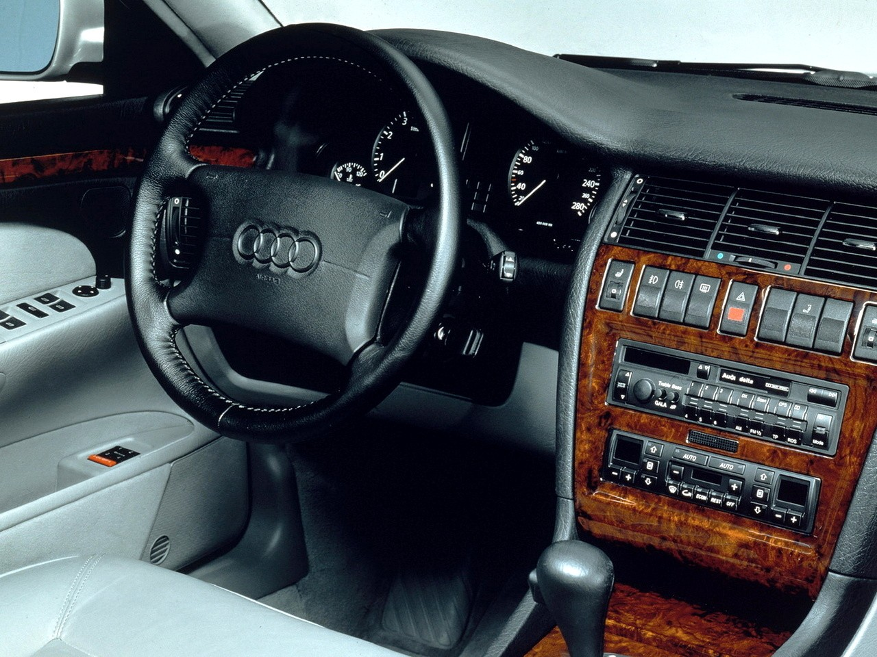 Toyota Supra Stock >> AUDI A8 (D2) - 1994, 1995, 1996, 1997, 1998, 1999 - autoevolution