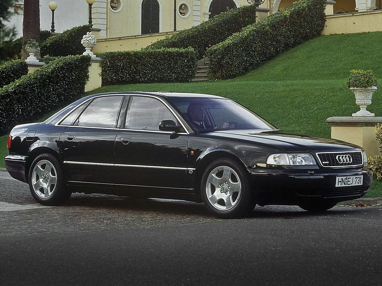 Audi A8 D2 Specs 1994 1995 1996 1997 1998 1999