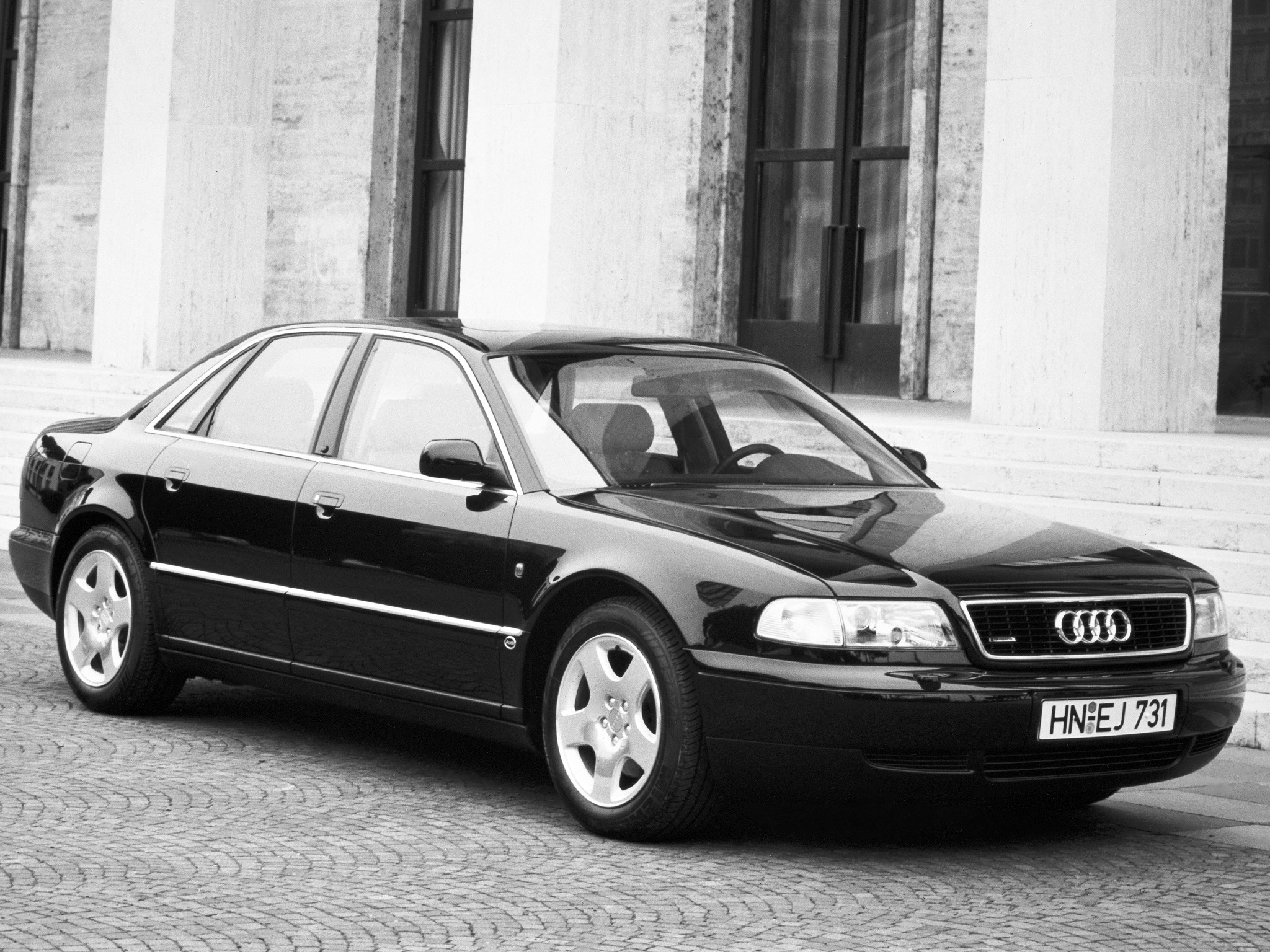 AUDI A8 (D2) specs & photos - 1994, 1995, 1996, 1997, 1998, 1999 - autoevolution