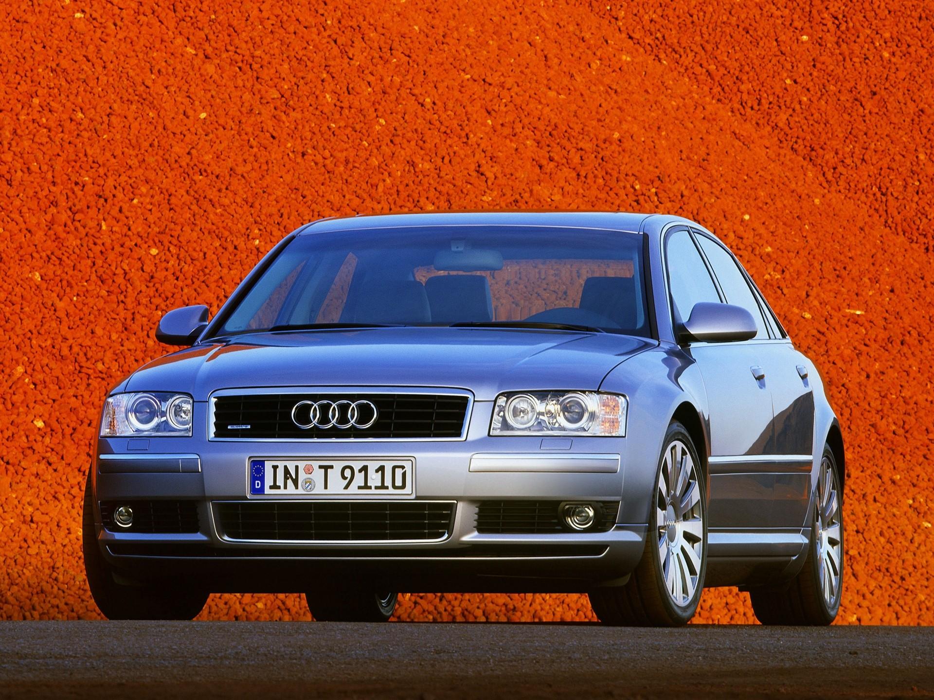 AUDI A8 (D3f) specs & photos - 2005, 2006, 2007, 2008 ...