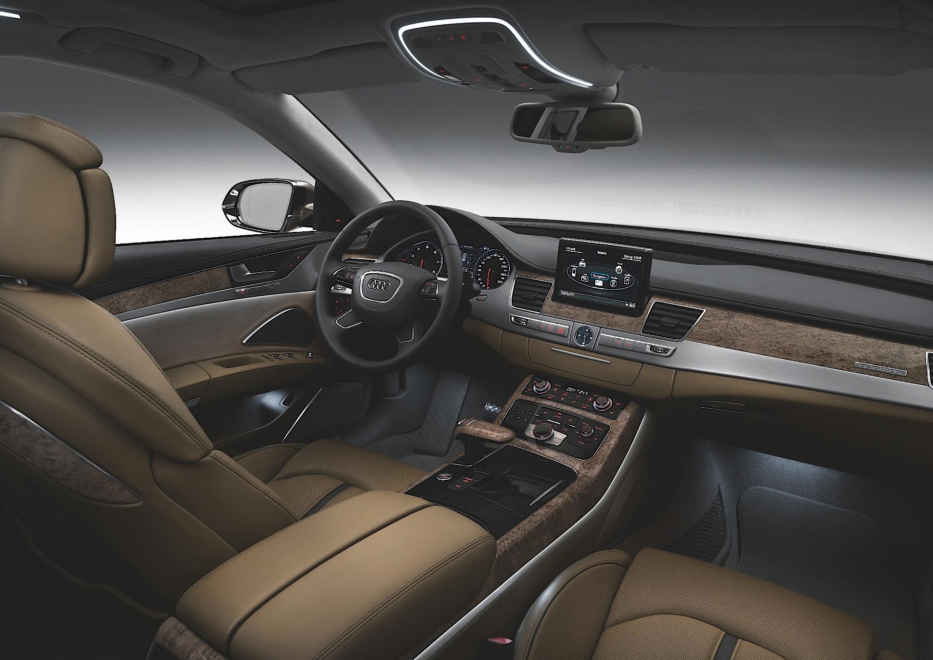 AUDI A8 L 3.0 TDi clean diesel Quattro 8AT (250