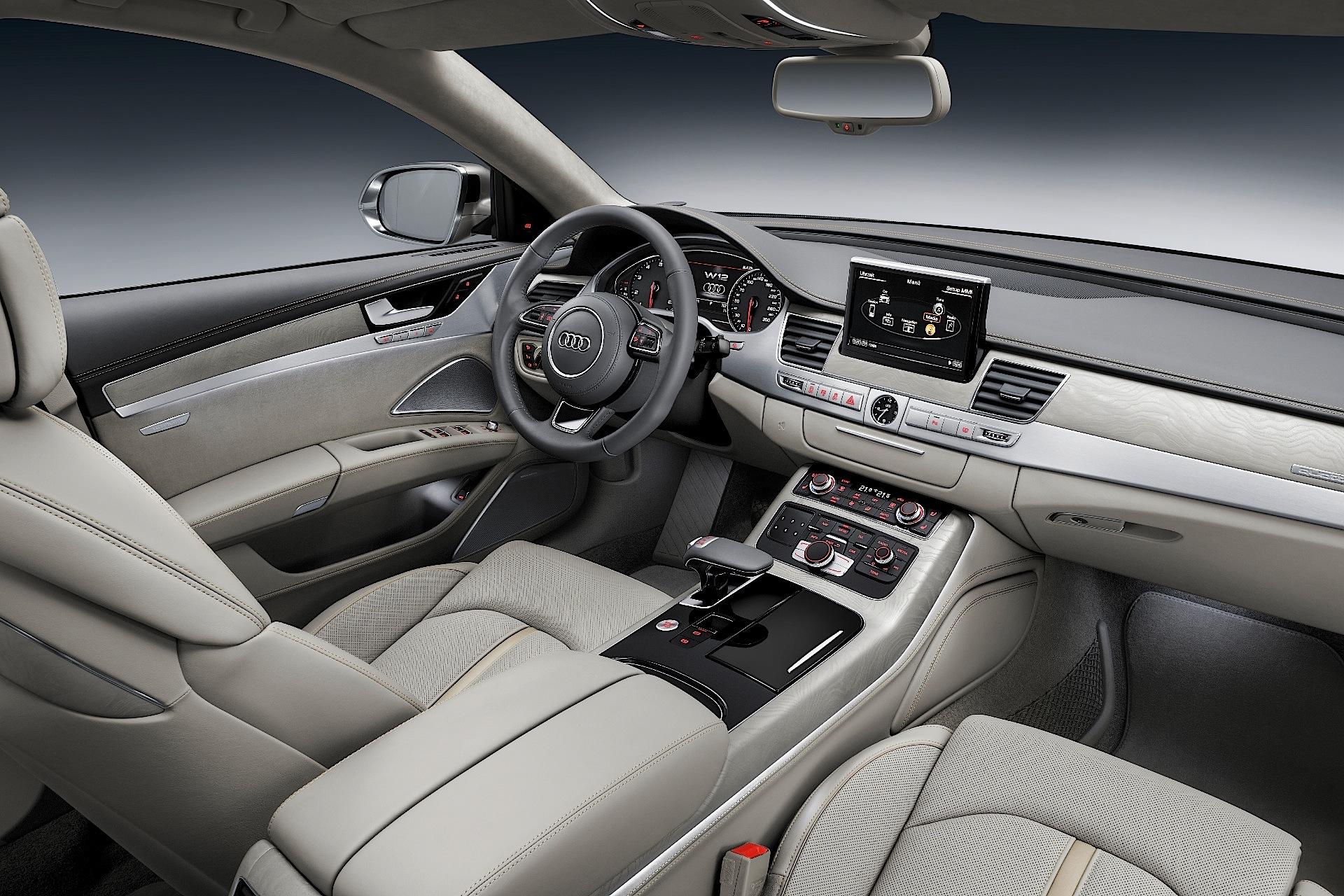 Audi A8 L 2013 2014 2015 2016 2017 Autoevolution