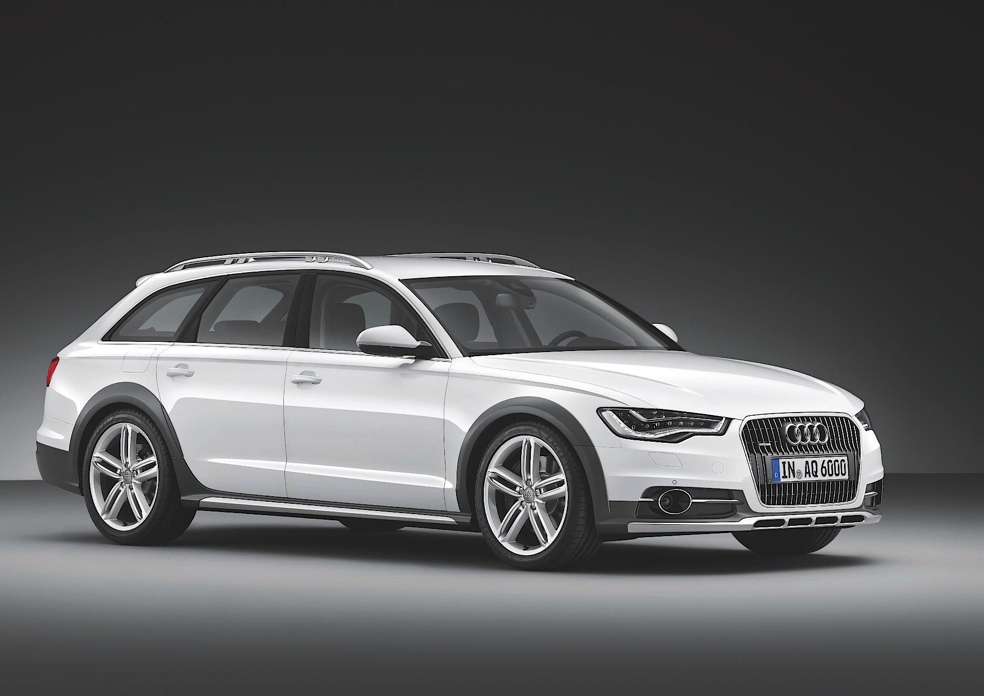 Audi Allroad 2017 Present