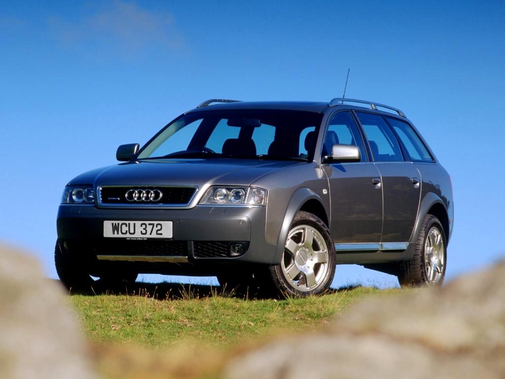 Audi Allroad 2000 2006