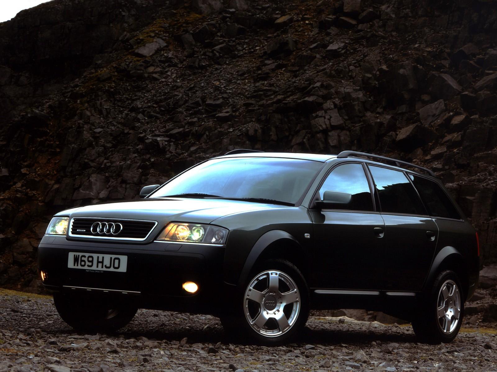 Green Auto Sales >> AUDI Allroad - 2000, 2001, 2002, 2003, 2004, 2005, 2006 - autoevolution
