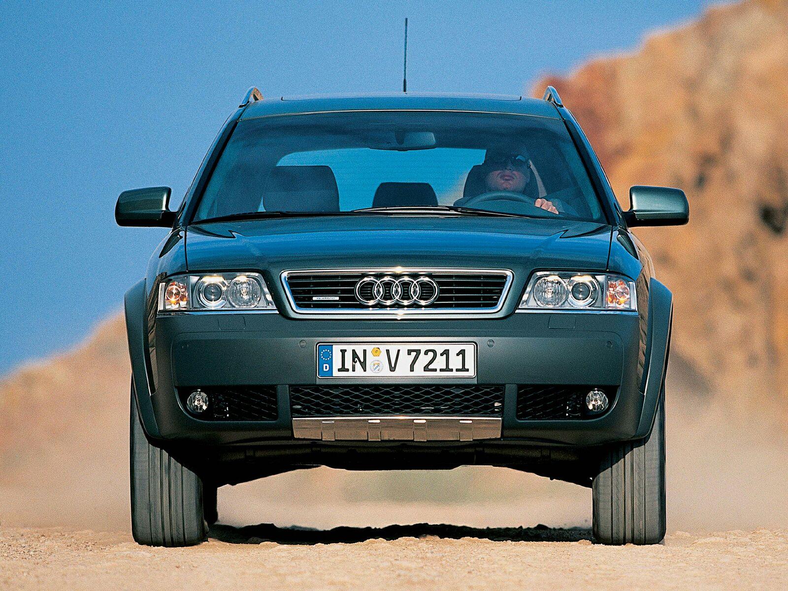 Audi Allroad Specs 2000 2001 2002 2003 2004 2005