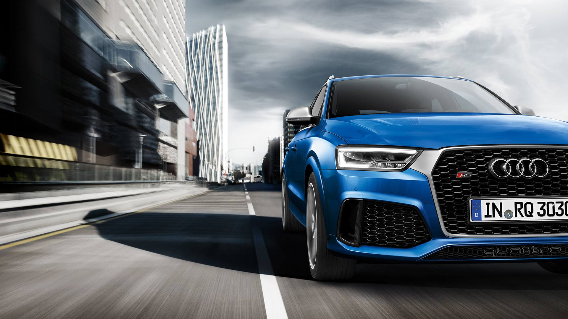 AUDI RS Q3 Facelift specs & photos - 2015 - autoevolution