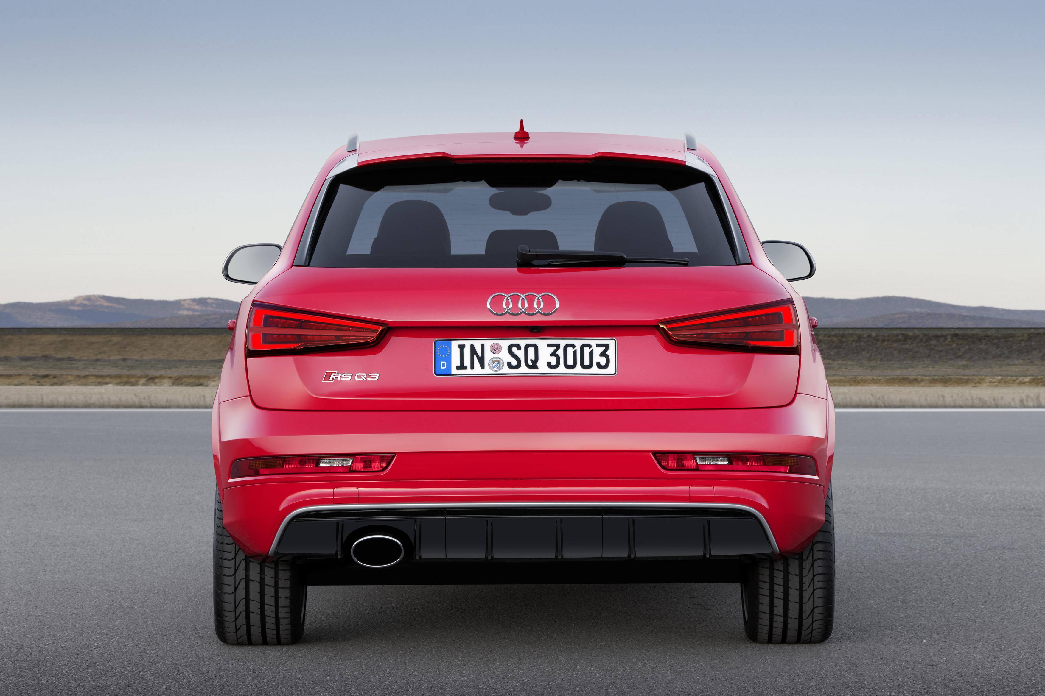 AUDI RS Q3 Facelift specs - 2015 - autoevolution