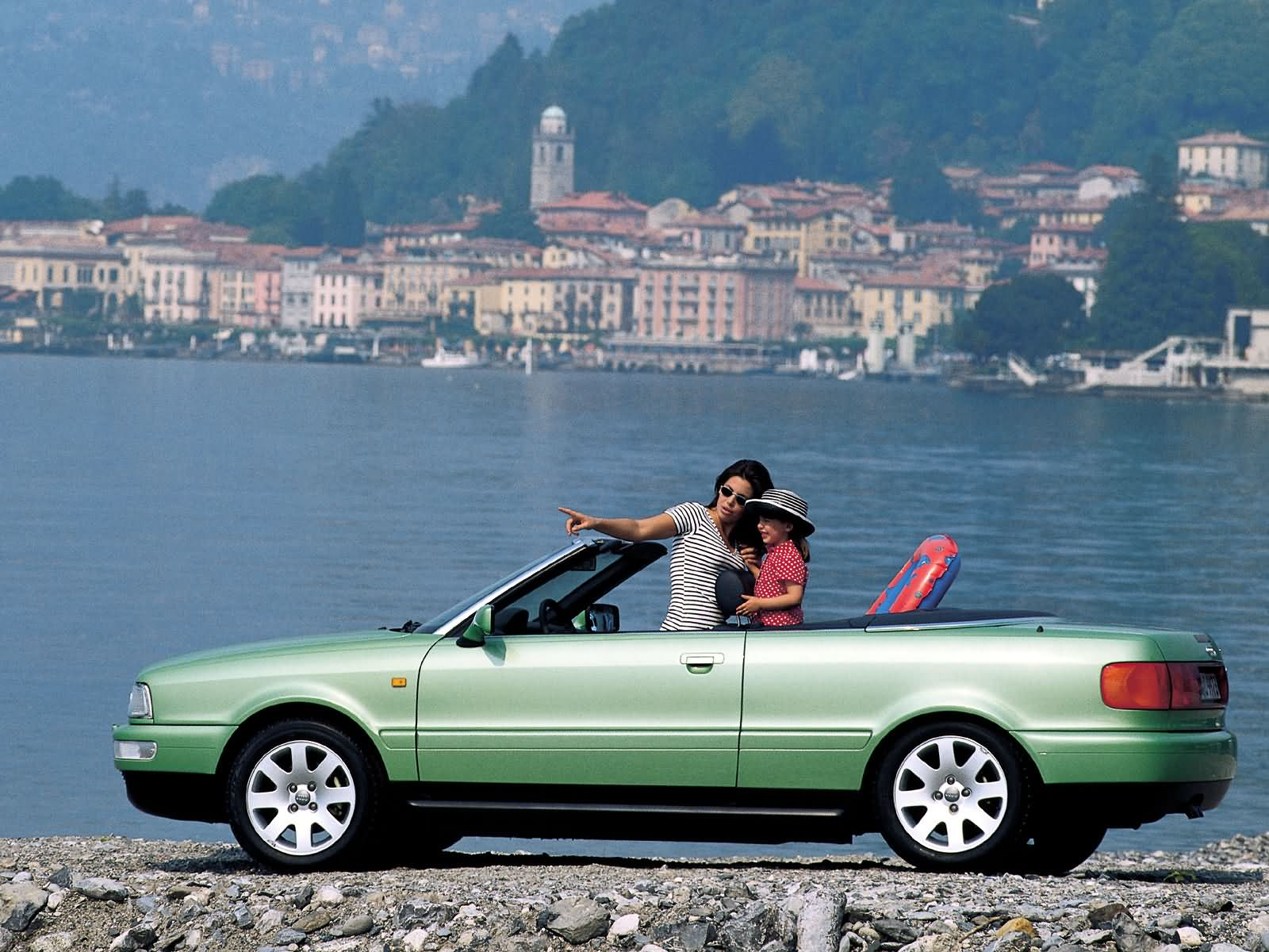 audi cabriolet 1991 2000